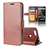 KM-WEN® Case for Oukitel U22 (5.5 Inch) Book Style with