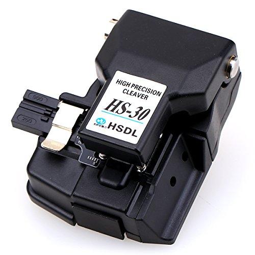 MICROSAFE Cortadora de de fibra óptica HS-30 FTTH similar a la Fujikura Multicolor