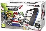 Foto Nintendo 2DS Nero/Blu + Mario Kart 7 Preinstallato [Bundle]