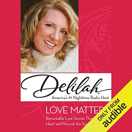 Love Matters audiobook cover art