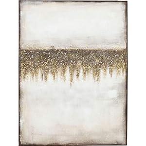 Kare Design Acrylbild Abstract Fields 120x90cm, Gemälde abstrakt, Acrylgemälde, (H/B/T) 120x90x3,7cm