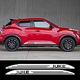 FSXTLLL Autocollant de Décalque de Latérale de Corps de Voiture, pour Nissan Juke NISMO