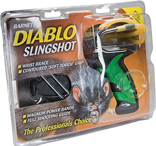 Diablo Barnett Slingshot