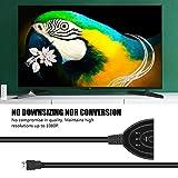 Shipenophy HDMI Switcher Video Splitter 1080P HDMI Converter Adaptador de señal Dividida