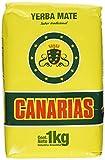 Canarias Yerba Mate Canarias (Hierba Mate)1 kg (Paquete de 1)