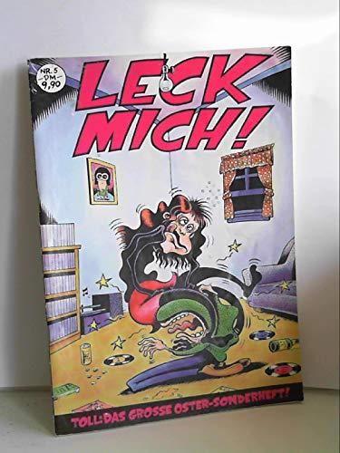 LECK MICH ! Nr. 5, das grosse Oster-Sonderheft (Carlsen)