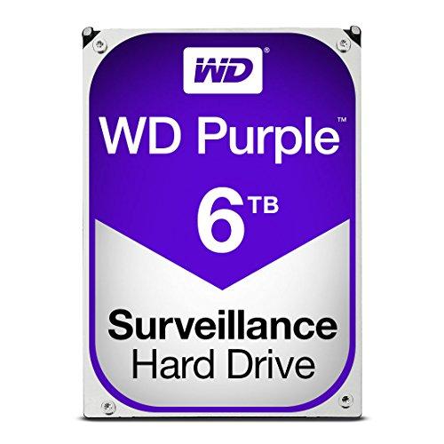 WD WD60PURX Disco Duro Interno 3,5'6to