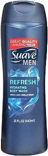 suave refresh body wash