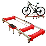 HAMHIN Foldable Bike Trainer Cycling Roller MTB Road Bicycle Exercise Station Resistance Exercise