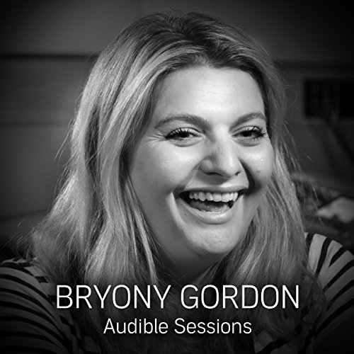 Bryony Gordon audiobook cover art