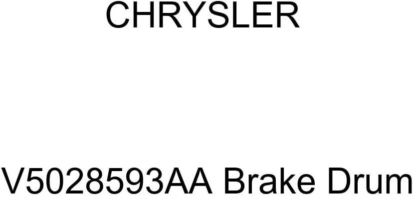 Genuine Chrysler V5028593AA Brake Purchase Drum Denver Mall
