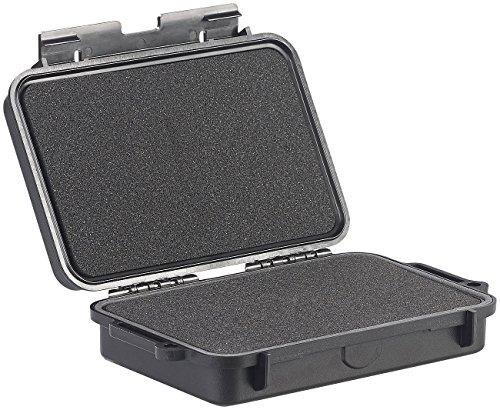 Xcase wasserdichte Box: Staub- und wasserdichter Mini-Koffer, 215 x 133 x 52 mm, IP67 (Hardcase)