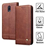 REAL-EAGLE OnePlus 6T Case, Oneplus 6T Wallet Case,OnePlus 6T...