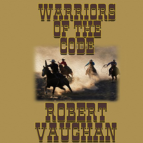 Warriors of the Code audiobook cover art