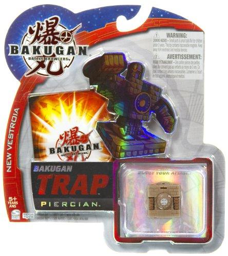 "Piercian (Subterra) - Bakugan Trap New Vestroia Series - "" NOT Randomly Picked"", Sold As Shown In The Picture! (C4O18)"