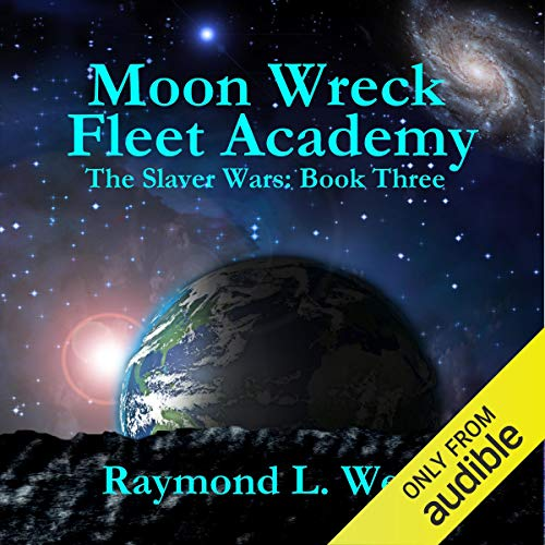 Fleet Academy, Moon Wreck 4 cover art
