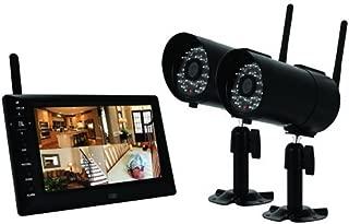 First Alert DWS-472 4-Channel Digital Wireless DVR Surveillance System