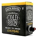 Java House Cold Brew Coffee On Tap, (1 Gallon / 128 Fluid Ounce Box) Not a Concentrate, No Sugar,...