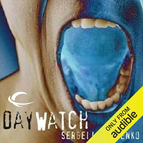 The Day Watch audiobook cover art