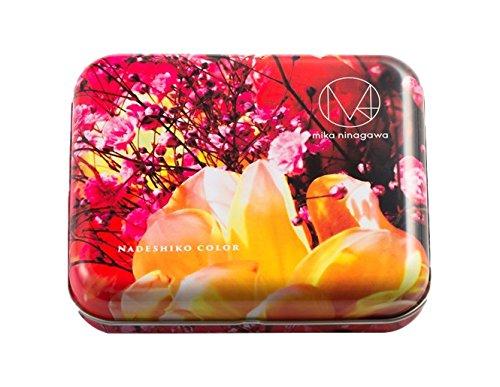 ナデシコカラー(NADESHIKO COLOR) ワンデー BENI(ベニ) アート缶タイプ ±0.00 12枚入り ND33257