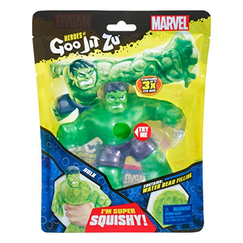 Marvel Hulk Heroes of Goo Jit Zu