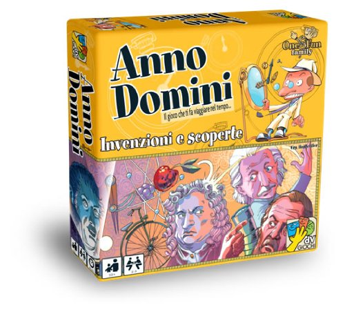 Anno Domini - Invenzioni e scoperte