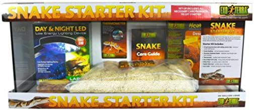 Hagen Exo Terra Snake Starter Kit (20 Gallon Long)