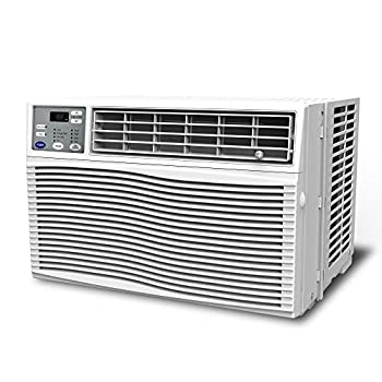Gree 8000 BTU Window Air Conditioner with Remote Control 3 in 1 Mini Air Conditioner Window Unit with Cooling Dehumidifier Fan functions Quiet Window AC Unit for Rooms up to 350 Sq.ft.
