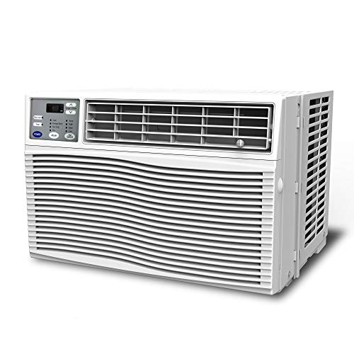 Gree 8000 BTU Window Air Conditioner with Remote Control, 3 in 1 Mini Air Conditioner Window Unit with Cooling, Dehumidifier, Fan functions, Quiet Window AC Unit for Rooms up to 350 Sq.ft.
