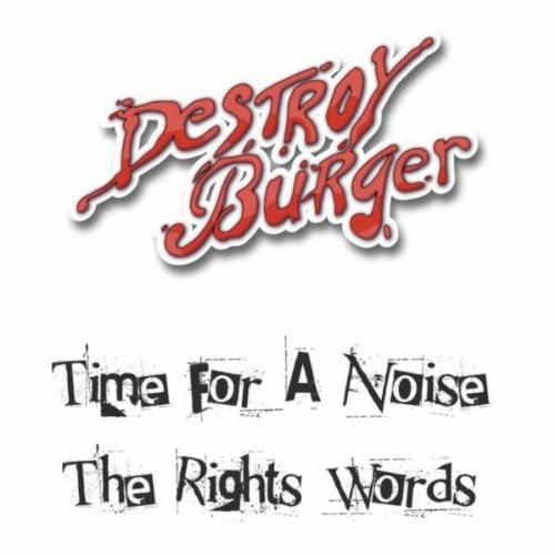 Destroy Burger