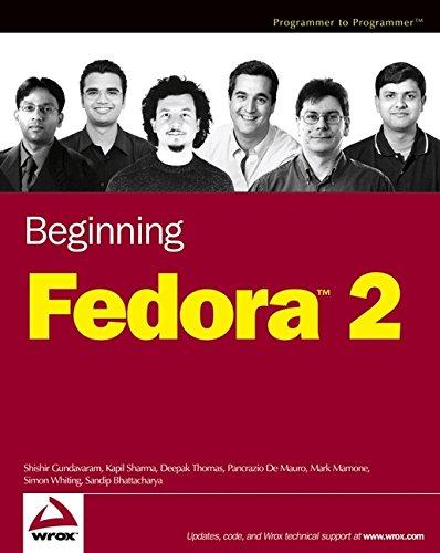 Beginning Fedora