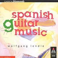 Spanish Guitar Music: Lendre