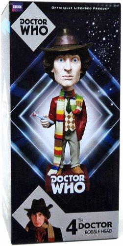 Doctor Who Tom Baker 4th Doctor Bobble Head