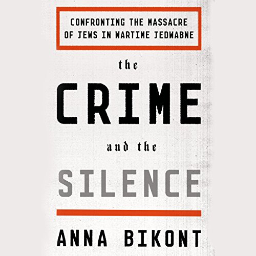 The Crime and the Silence audiobook cover art