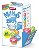animonda Milkies Selection, Katzenmilch portioniert, 20 Cups à 15 g