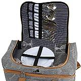 Zoom IMG-1 campfeuer borsa da picnic per