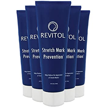 Amazon Com Revitol Stretch Mark Treatment Lotion Safe Cure For