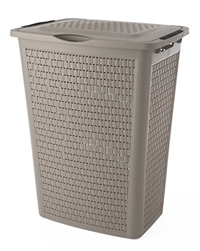 Sundis COFFRE LINGE Taupe Country 50L...