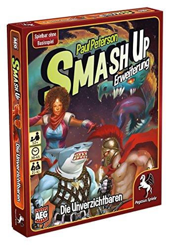Pegasus Spiele 17268 G – Smash Up, Les indispensables