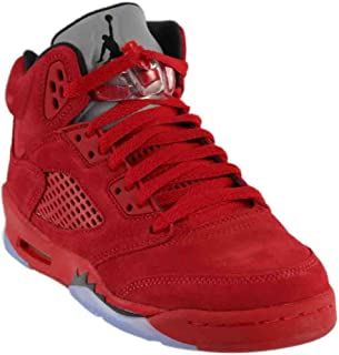 7d6dde490 Jordan 440888-602 Grade School AIR 5 Retro BG University RED