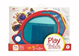 Boogie Board Play and Trace LCD Writing Tablet Clear See-Through Writing Surface for Kids to Write, Trace, and Draw eWriter Ages 3+