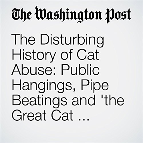 The Disturbing History of Cat Abuse: Public Hangings, Pipe Beatings and 'the Great Cat Massacre' audiobook cover art