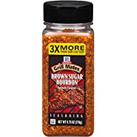 McCormick Grill Mates Brown Sugar Bourbon Seasoning, 9.75 oz