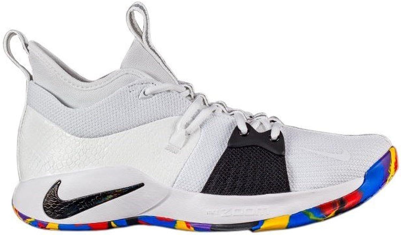 Nike PG 2 TS White Multi-color (10 D(M) US)
