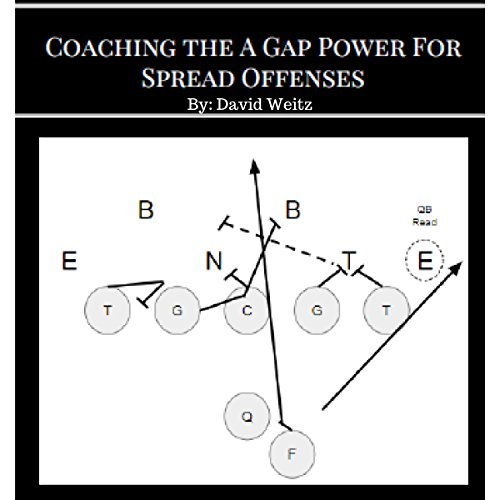 Coaching the a Gap Power for Spread Offenses: Ignite Your Offense with the Most Physical Blocking Scheme in Football cover art