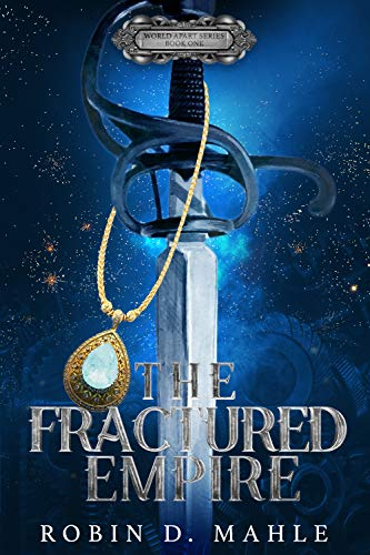 Book Cover for The Fractured Empire