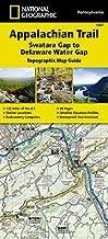 Appalachian Trail, Swatara Gap to Delaware Water Gap [Pennsylvania] (National Geographic Trails Illustrated Map) by National Geographic Maps - Trails Illustrated (2015-08-07)