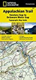 Appalachian Trail, Swatara Gap to Delaware Water Gap [Pennsylvania] (National Geographic Trails Illustrated Map) by National Geographic Maps - Trails Illustrated (2015-08-07)