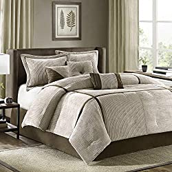 17 luxury masculine bedding sets for