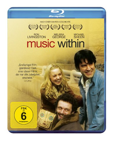 Music Within [Blu-ray]